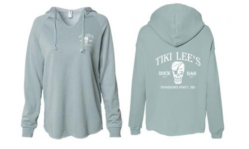 Tiki Lee's Hoodie - Sage