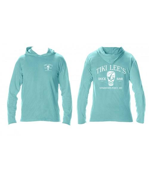 Tiki Lee's Hoodie - Mint